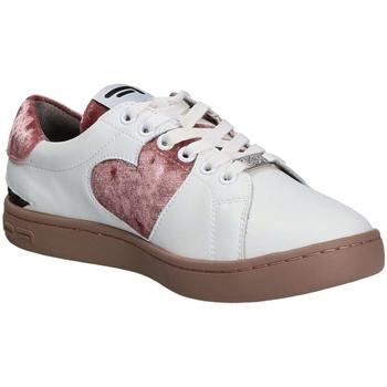 Schoenen Dames Sneakers Fornarina PI18AN1059VA09 Wit