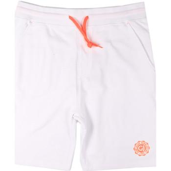 Textiel Heren Zwembroeken/ Zwemshorts Gaudi 811BU24004 Wit