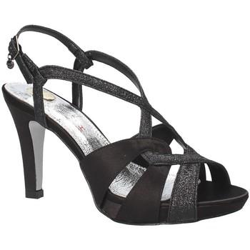 Schoenen Dames Sandalen / Open schoenen Osey SA0566 Zwart