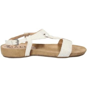 Schoenen Dames Sandalen / Open schoenen Mally 4681 Wit