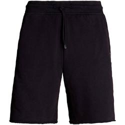 Textiel Heren Korte broeken / Bermuda's Napapijri N0YIEP Zwart