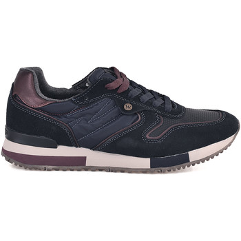 Schoenen Heren Lage sneakers Wrangler WM182115 Blauw