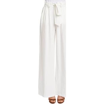 Textiel Dames Losse broeken / Harembroeken Gaudi 011FD25033 Wit