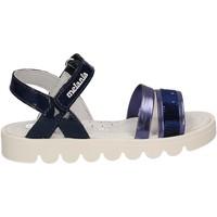 Schoenen Meisjes Sandalen / Open schoenen Melania ME4067D7E.A Blauw