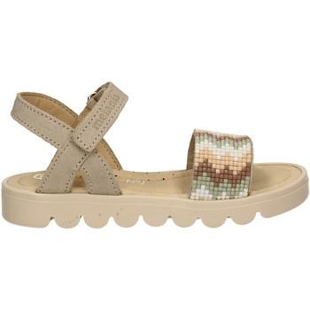 Schoenen Meisjes Sandalen / Open schoenen Melania ME4005D7E.A Beige