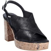 Schoenen Dames Sandalen / Open schoenen IgI&CO 1186 Zwart