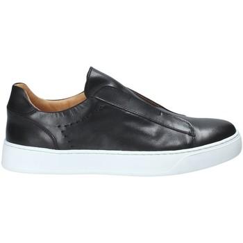 Schoenen Heren Instappers Exton 510 Zwart