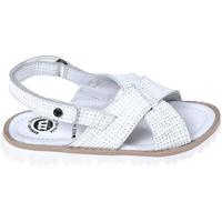 Schoenen Meisjes Sandalen / Open schoenen Melania ME4096D9E.E Wit