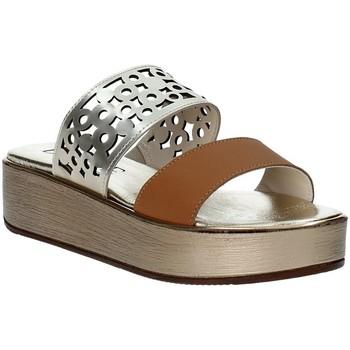 Schoenen Dames Leren slippers Susimoda 183325-02 Anderen
