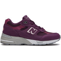 Schoenen Dames Lage sneakers New Balance NBW991DNS Rood