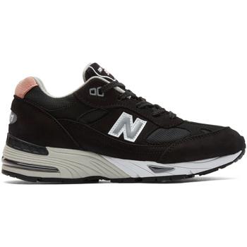 Schoenen Dames Lage sneakers New Balance NBW991KKP Zwart