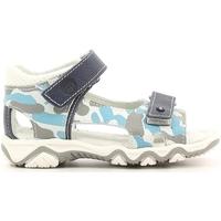 Schoenen Kinderen Sandalen / Open schoenen Melania ME8105B6E.B Wit