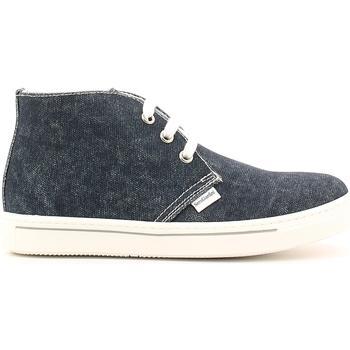 Schoenen Kinderen Laarzen Nero Giardini P633810M Blauw