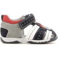 Schoenen Kinderen Sandalen / Open schoenen NeroGiardini P623923M Blauw