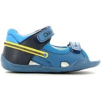 Schoenen Kinderen Sandalen / Open schoenen Chicco 01055573 Blauw