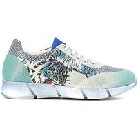 Schoenen Kinderen Lage sneakers Crazy MK6210F6E.J Blauw