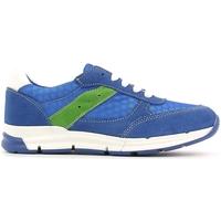Schoenen Kinderen Lage sneakers Crazy MK6020F6E.C Blauw