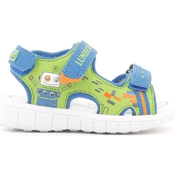 Schoenen Kinderen Sandalen / Open schoenen Lumberjack SB09806 001 M67 Rood