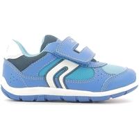 Schoenen Kinderen Lage sneakers Geox B6232B 0BC14 Rood