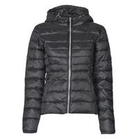 Textiel Dames Dons gevoerde jassen Only ONLTAHINI Zwart