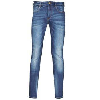 Textiel Heren Skinny jeans Scotch & Soda KIMONO Blauw / Donker