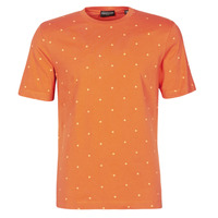 Textiel Heren T-shirts korte mouwen Scotch & Soda 160854 Rood