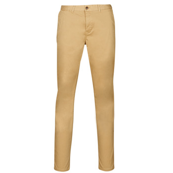 Textiel Heren Chino's Scotch & Soda MOTT Camel
