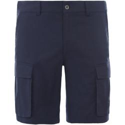 Textiel Heren Korte broeken / Bermuda's The North Face NF0A4CALH2G1 Blauw