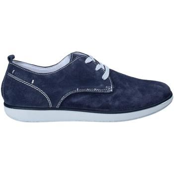 Schoenen Heren Lage sneakers IgI&CO 1124 Blauw