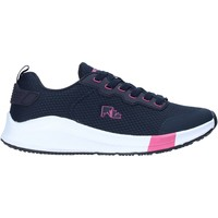 Schoenen Dames Lage sneakers Lumberjack SW74211 001 C27 Blauw