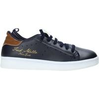 Schoenen Kinderen Lage sneakers Fred Mello W19-SFK201 Blauw