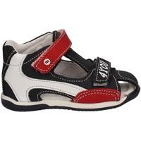 Schoenen Kinderen Sandalen / Open schoenen Melania ME0809A7E.A Blauw