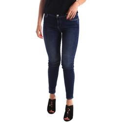 Textiel Dames Jeans Gas 355652 Blauw