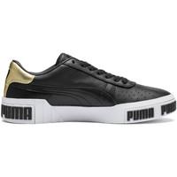 Schoenen Dames Lage sneakers Puma 371207 Zwart