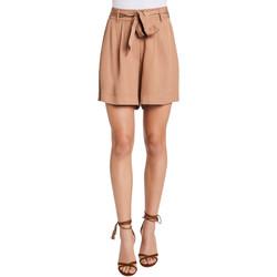Textiel Dames Korte broeken / Bermuda's Gaudi 011FD25016 Beige