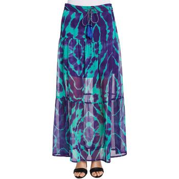 Textiel Dames Rokken Gaudi 011FD75003 Paars