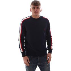 Textiel Heren Truien U.S Polo Assn. 52469 52612 Blauw