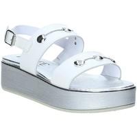 Schoenen Dames Sandalen / Open schoenen Susimoda 285625-01 Wit