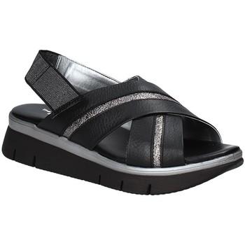 Schoenen Dames Sandalen / Open schoenen The Flexx D2016_22 Zwart