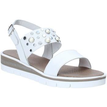Schoenen Dames Sandalen / Open schoenen Jeiday 3867 Wit