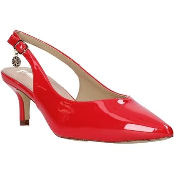 Schoenen Dames pumps Gold&gold A20 GE01 Rood