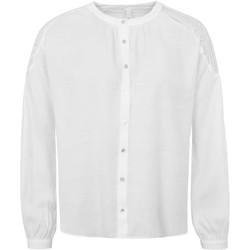 Textiel Dames Overhemden Pepe jeans PL303308 Beige