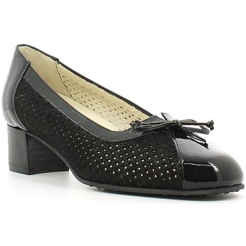 Schoenen Dames pumps Grace Shoes E6301 Zwart