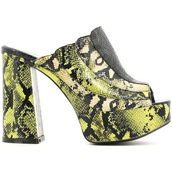 Schoenen Dames Sandalen / Open schoenen Police 883 JF1216 Groen