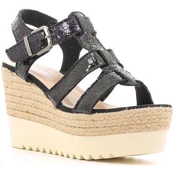 Schoenen Dames Sandalen / Open schoenen Police 883 BIG4503 Zwart