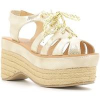 Schoenen Dames Sandalen / Open schoenen Police 883 V70 Goud