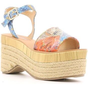 Schoenen Dames Sandalen / Open schoenen Police 883 V60 Blauw