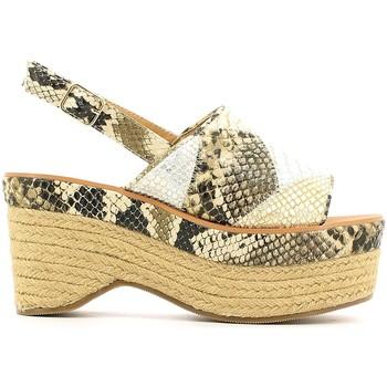 Schoenen Dames Sandalen / Open schoenen Police 883 V90 Groen