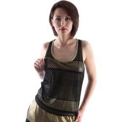 Textiel Dames Mouwloze tops Ttp.it HT2013D Zwart
