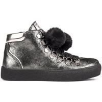 Schoenen Kinderen Hoge sneakers Lumberjack SG47703 002 A11 Zwart